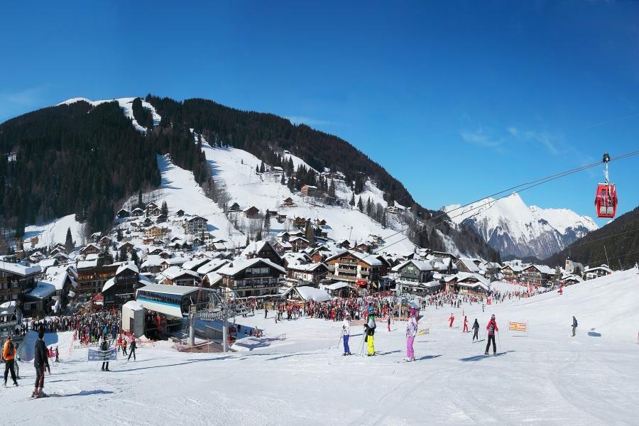 gezellig skidorp oostenrijk