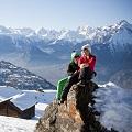 wintersportvakantie zwitserland
